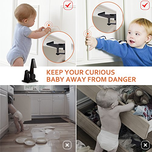 Review Cabinet Locks [UPGRADED] Child