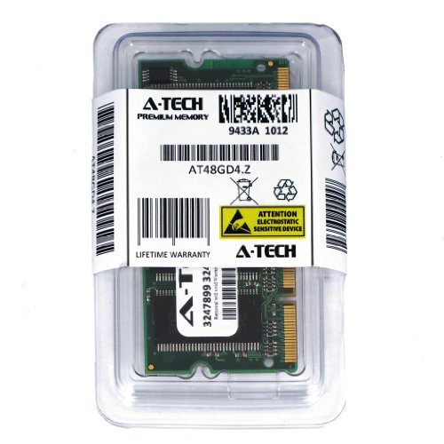 512MB DDR PC3200 LAPTOP Memory Module (200-pin SODIMM, 400MHz) Genuine A-Tech Brand