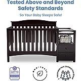 Delta Children Birkley Convertible Crib N Changer