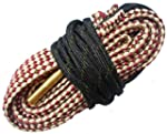 Cleaning Rope Barrel Snake Gun Bore Cleaner Kit Tool 9MM for Rifle Pistol 270 Cal 280 284 7mm Nylon Durable