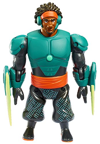 Big Hero 6 Stealth Wasabi Action Figure, 4""