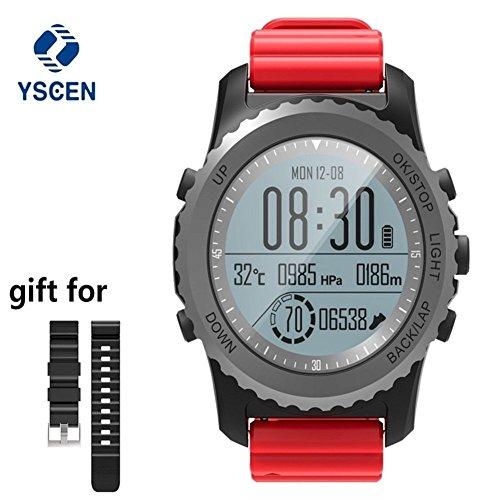 Amazon.com: GPS Sport Smart Watch, Waterproof Sleep Heart ...