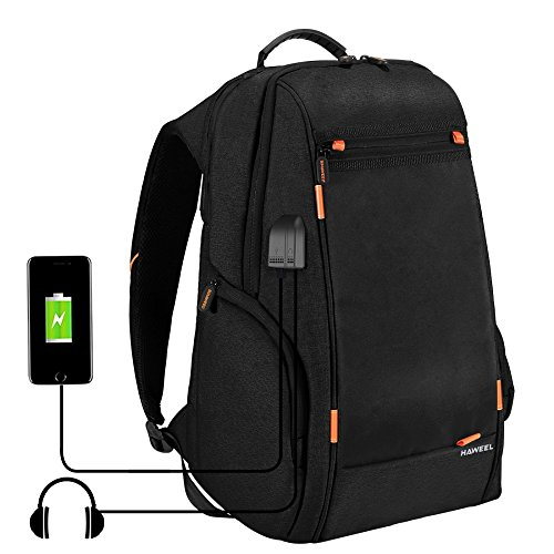 Backpack With Solar Panel - 5