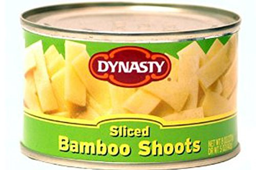 Bamboo Shoot Slice (Dynasty Bamboo Shoot Slice - 8oz (Pack of 1))