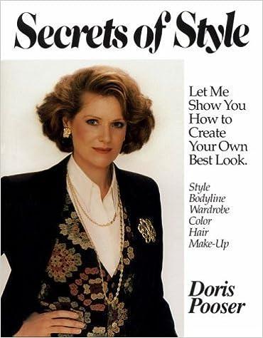 Secrets of Style (Crisp Professional Series) by Doris Pooser (1995-02-02)