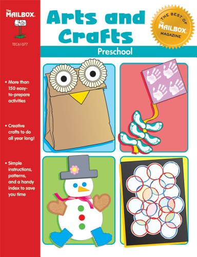 The Best of THE MAILBOX Arts & Crafts (PreK)