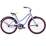 "24"" Huffy Girls' Cranbrook Cruiser Bike, Lilac"