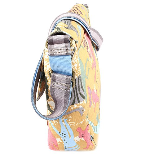 Oilily Tasche -Sahara Zoo S Shoulder Bag - Sunrise