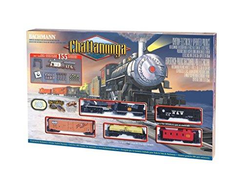 Bachmann Trains Chattanooga Ready - To - Run Ho Scale Train Set