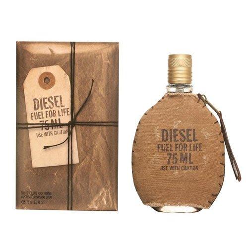 Price comparison product image Diesel Fuel For Life by Diesel For Men. Eau De Toilette Spray 1.7-Ounces