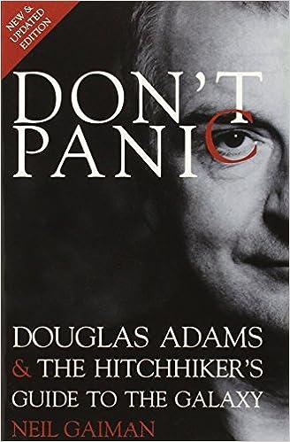 Douglas adams neil gaiman