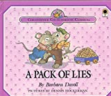img - for A Pack of Lies (Christopher Churchmouse Classics) book / textbook / text book