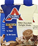 Atkins Adv Weight Loss Supplement, Milk Chocolate, 44 - Best Reviews Guide