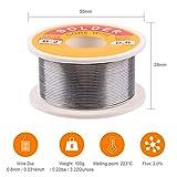 Crazepony 63-37 Tin Lead Rosin Core Solder