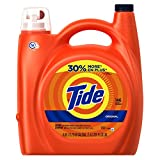 Tide High Efficiency Laundry Detergent, Original, 225 Fluid Ounce