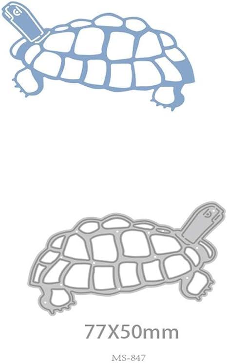 Hollow Sea Turtle Metal Cutting Dies Stencils For DIY Scrapbooking Decorative