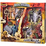 The Corps Total Soldier Special Force Unit Playset