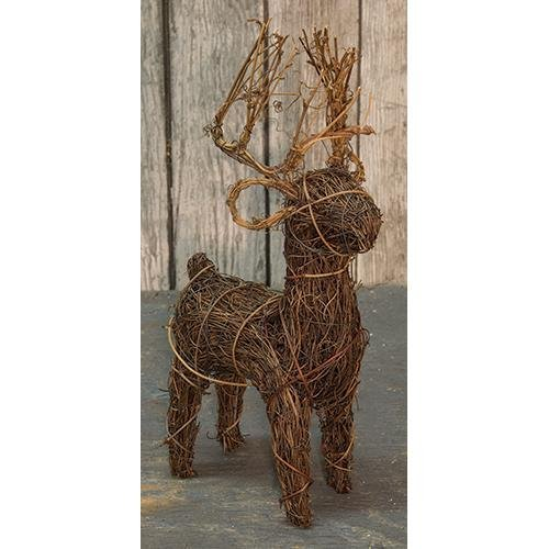 Heart of America Angel Vine Reindeer 6X11