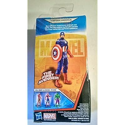 Marvel Universe Avengers 6
