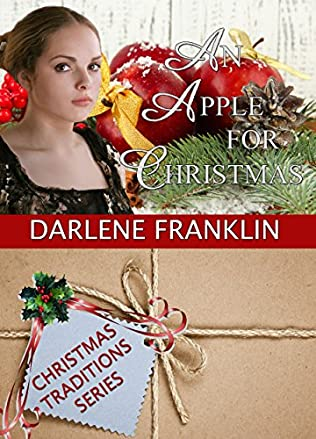 book cover of An Apple for Christmas