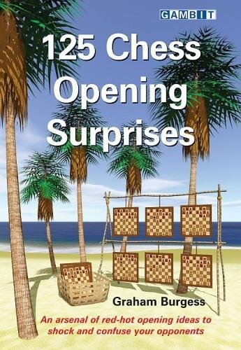 Read Online 125 Chess Opening Surprises PDF