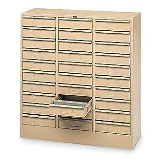 Amazon.com: Tennsco 30-drawer Gabinete – 30 – 7/8 x14 – 1/2 ...