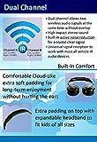 2 Channel Kid Size Universal IR Infrared Wireless