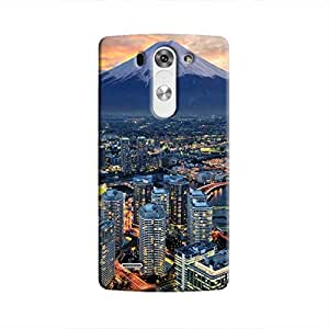 Cover It Up - Yokohama View LG G3 Hard Case