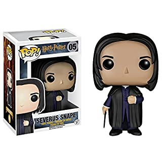 Figurine pop Harry Potter vinyle - Severus Snape