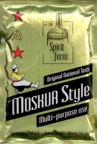 TURBO levadura - cerrar oportunidad estilo - diseño de bebidas alcohólicas con de alta/espíritu