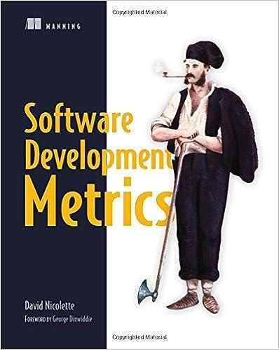Software Development Metrics