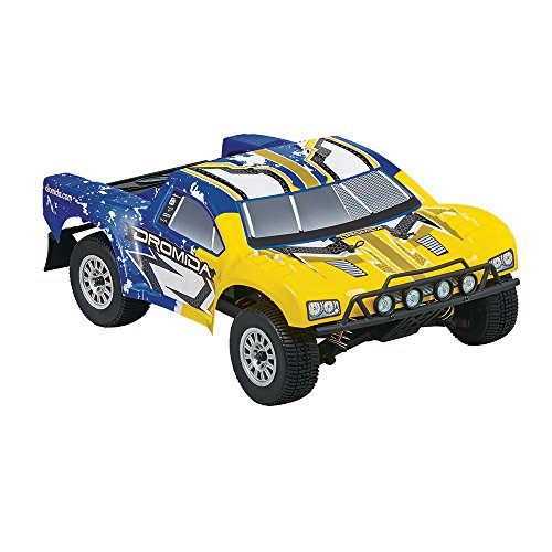 Truck Course 4wd Short - Dromida 1:18 Scale RTR Remote Control RC Car: Electric 4WD SC Short Course Truck with 2.4GHz Radio, 7.2V 6C 1300mAh NiMH Rechargeable Battery, 4 x AA Batteries and Charger