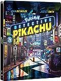 名探偵ピカチュウ 限定スチールブック仕様 [4K UHD+3D+Blu-ray ※日本語無し](輸入版)