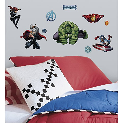 Avenger Assemble Peel and Stick Wall Decals