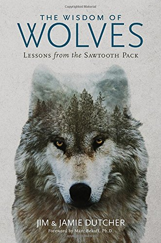The Wisdom of Wolves: Lessons From the Sawtooth Pack cover