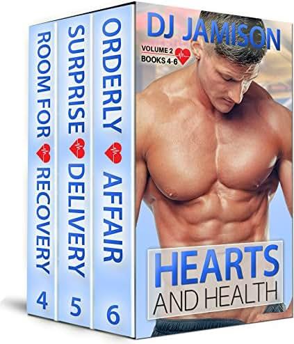 Hearts and Health: Volume 2: Books 4-6