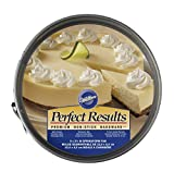 Wilton 2105-6799 Perfect Results Nonstick Springform Pan, 9-Inch