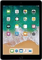Apple iPad with WiFi (2018 Model) (128 GB, Space Gray)