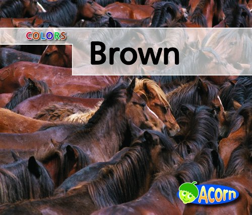 Download Brown (Colors) pdf