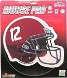 NCAA Alabama Crimson Tide Football Helmet Design Mouse Pad