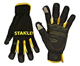 Stanley General Purpose Touch Screen Work Gloves