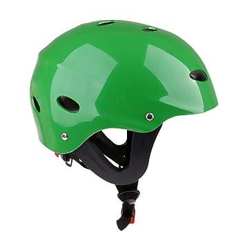 Performance Deluxe Safety Helmet Kayak Canoa Surf Jet Ski Skate Scooter Sombrero de protección para Hombres