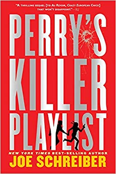 Image result for perry's killer playlist book cover