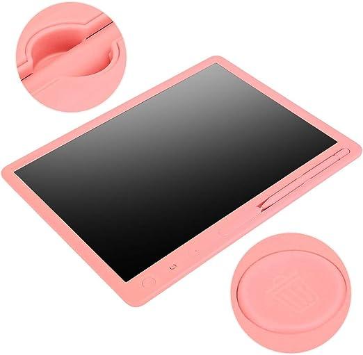 LCDホワイトボードLCDホワイトボード、ドローイングタブレット、グラフィックタブレット電子ホワイトボードギフト用電子ホワイトボード絵画を書く(Pink)