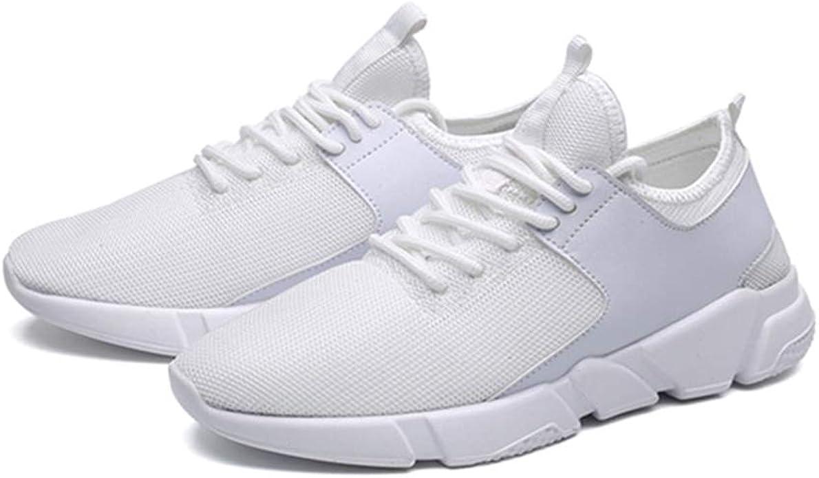 Pareja Entrenador de Malla Empalme Zapatillas de Running Zapatillas Deportivas ultraligeras Zapatillas de Deporte Transpirables: Amazon.es: Zapatos y complementos