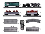 Lionel Trains - NYC Flyer 0-8-0 LionChief Set with