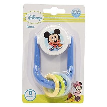 Disney Mickey Minnie Mouse - Peluche de Mickey para bebé recién ...