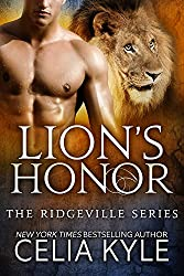 Lion's Honor (Paranormal Shapeshifter BBW Romance) (Ridgeville series Book 9) (English Edition)