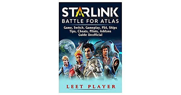 Amazon.com: Starlink Battle for Atlas Game, Switch, Gameplay ...