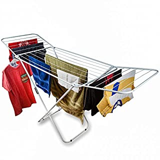 Home Intuition Foldable Clothes Drying Rack Dryer